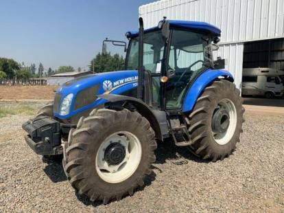 Tractor New Holland td 5100