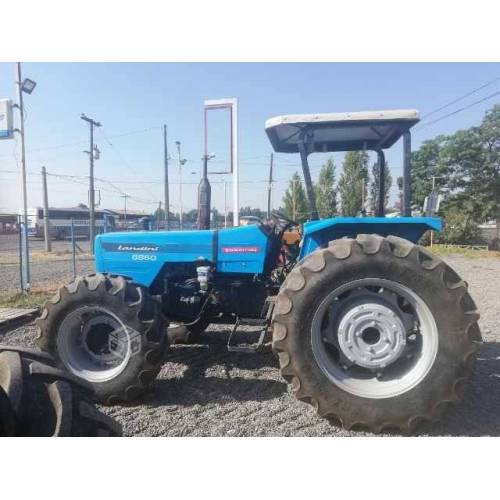 Tractor Landini Doble traccion 8860